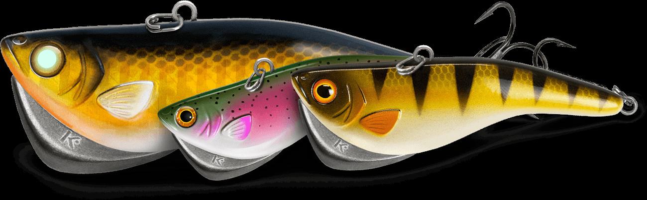 Kamooki SmartFish™ lures
